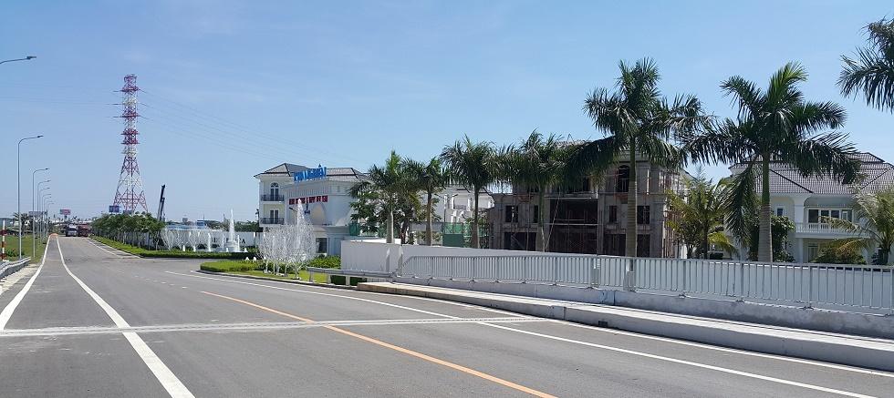 Hình ảnh thực tế taijkhu vực dự án Jamila Khang Điền quận 9